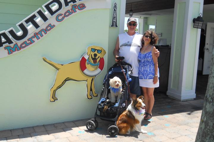 Pet Friendly The Nauti Dawg Marina Cafe