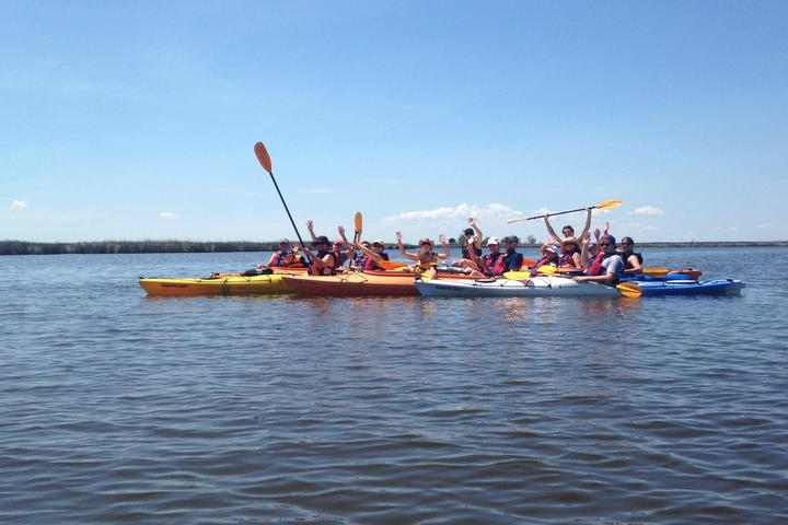 Pet Friendly Outer Banks Kayak Adventures