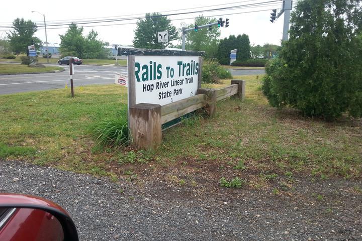 Pet Friendly Hop River Rails to Trails