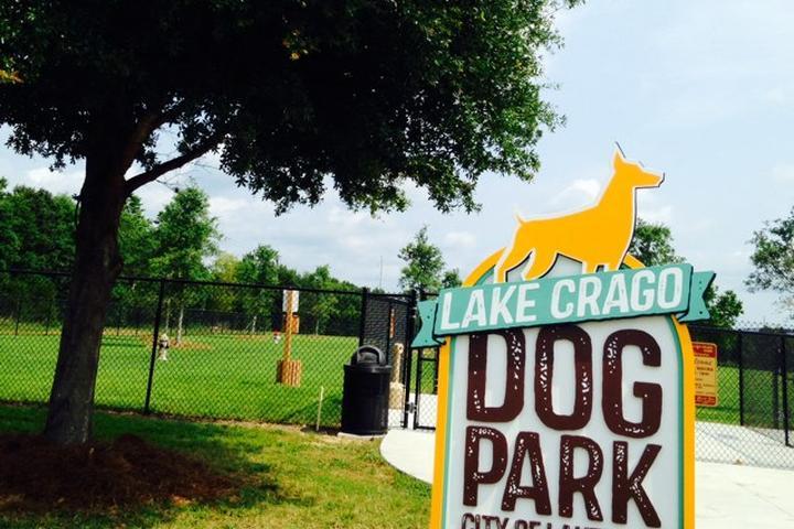 Pet Friendly Crago Dog Park