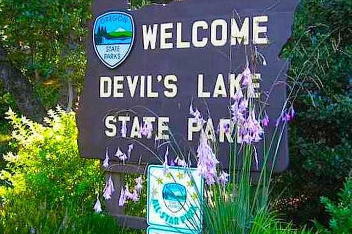 Pet Friendly Devils Lake State Park Campground