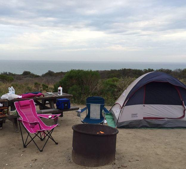San Clemente State Park Camping: San Onofre State Beach Campground Pet Policy