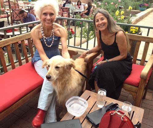 La Posada de Santa Fe is dog friendly!