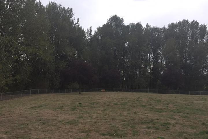 Pet Friendly Longview Dog Park at Gerhart Gardens Park