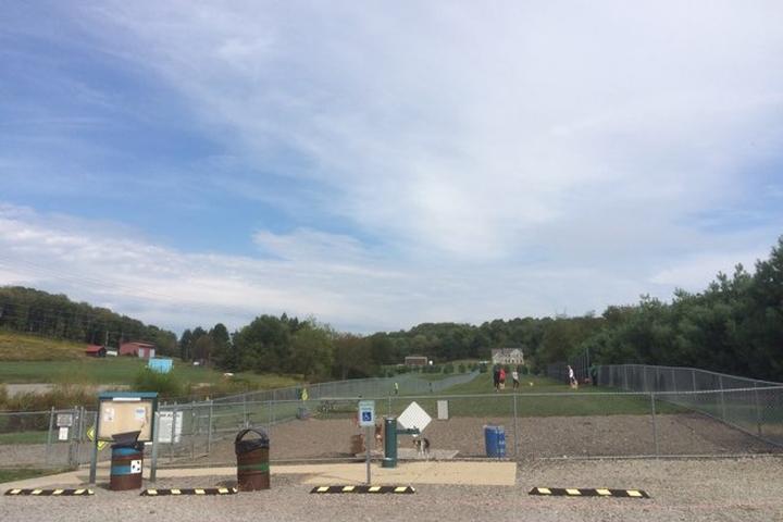 Pet Friendly Cranberry Rotary Dog Park