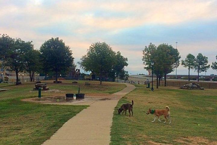 Pet Friendly McArthur Bark Park