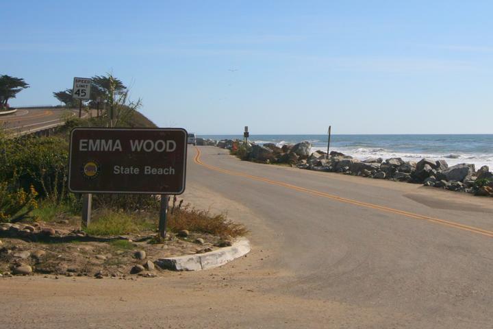 Pet Friendly Emma Wood State Beach