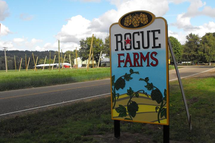 Pet Friendly Rogue Farms