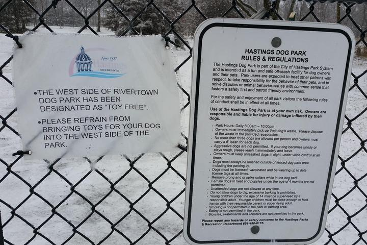 Pet Friendly Rivertown Dog Park