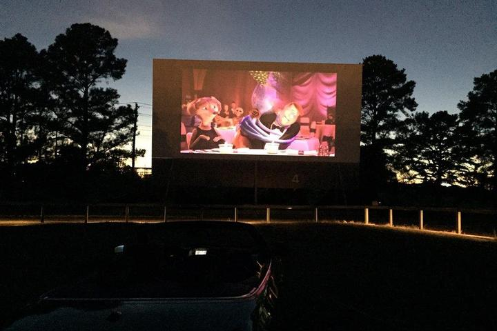 Pet Friendly Malco Summer Drive-In