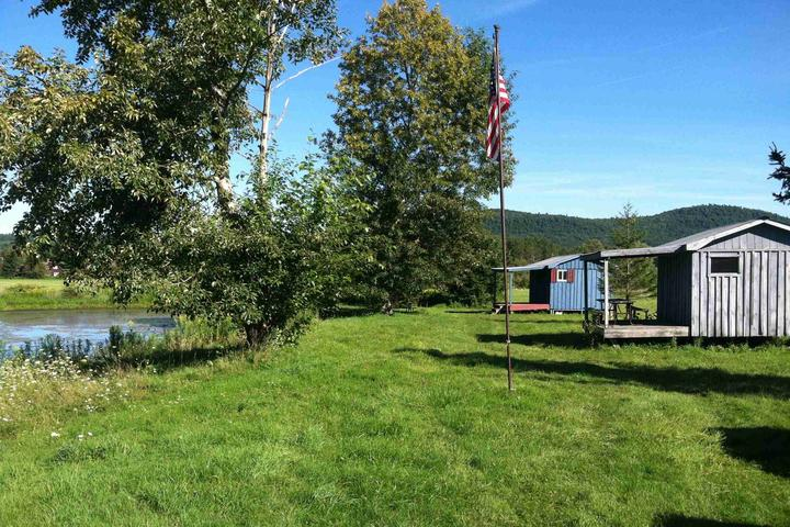 Pet Friendly A. Doubleday Campground