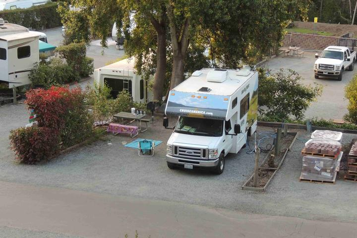 Pet Friendly Carmel By the River RV Park