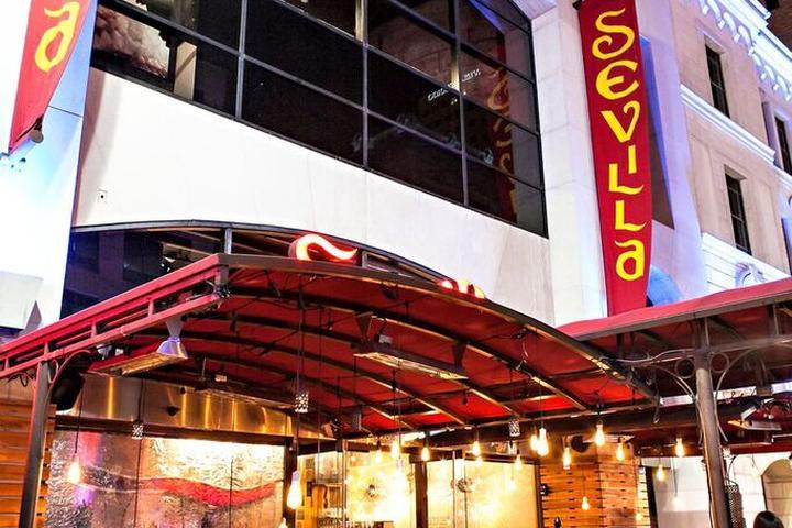 Pet Friendly Cafe Sevilla Long Beach