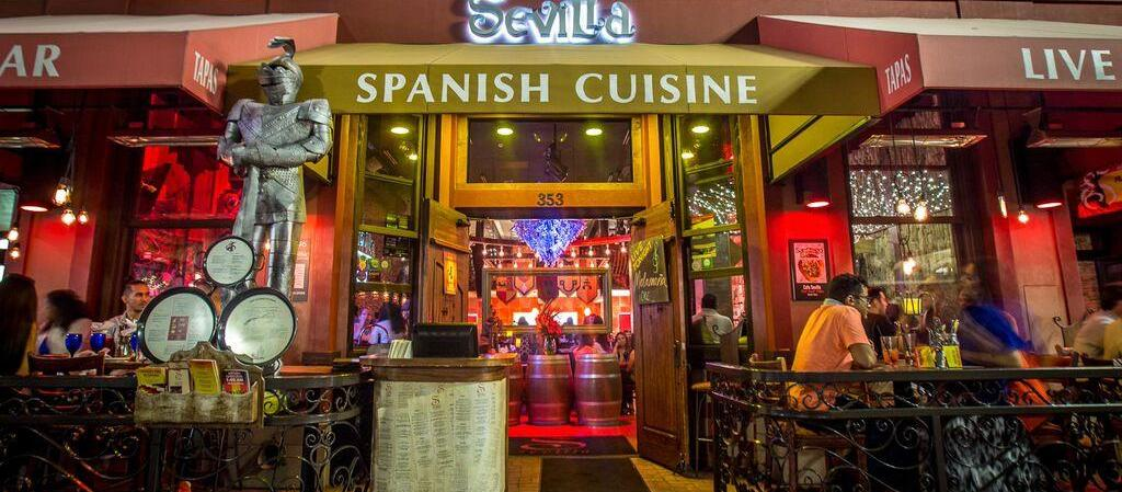 Cafe Sevilla San Diego Is Pet Friendly