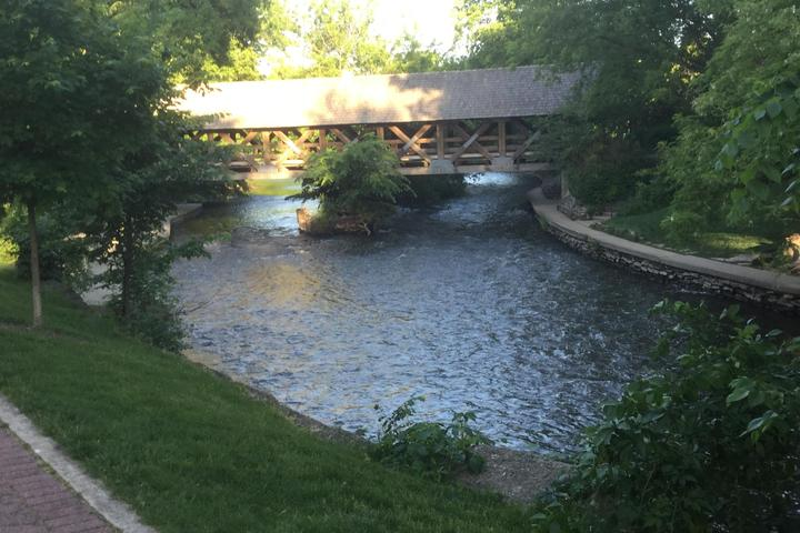 Pet Friendly Naperville Riverwalk