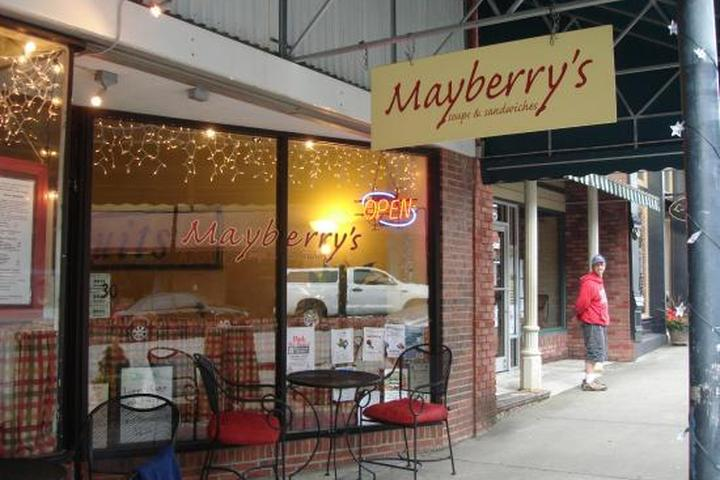 Pet Friendly Mayberry's