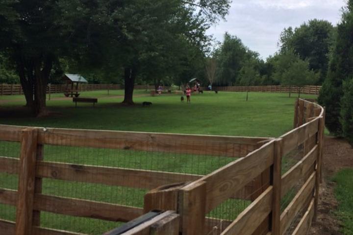 Pet Friendly Barkwood Dog Park