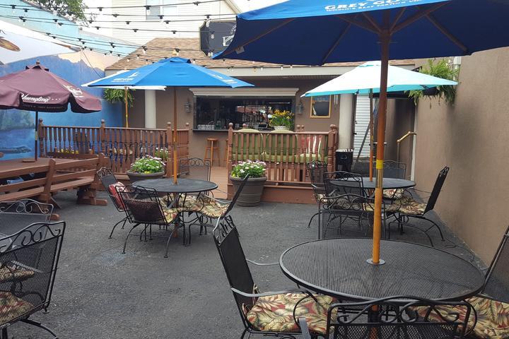 Pet Friendly Bayonne Patio Bar & Grille