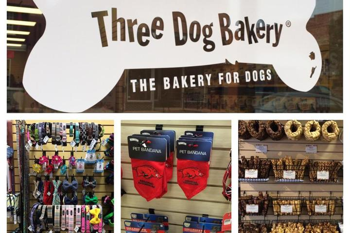 Pet Friendly Three Dog Bakery - Bentonville