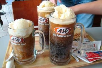 Pet Friendly A&W Root Beer Drive-In