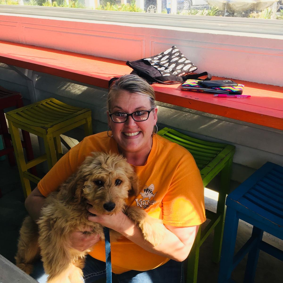 Buddy ❤️ Krazyfish and Shannon