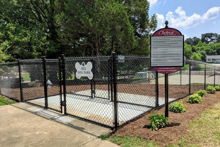 Pet Friendly Hix Dog Park
