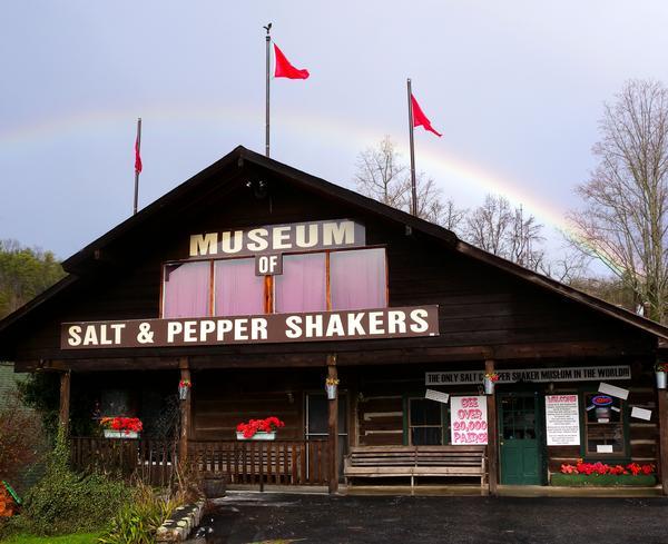 Pet Friendly The Salt and Pepper Shaker Museum