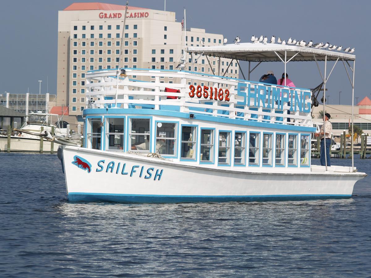 Biloxi Shrimp Boat Tour