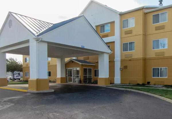 Pet Friendly Quality Inn & Suites Bay City