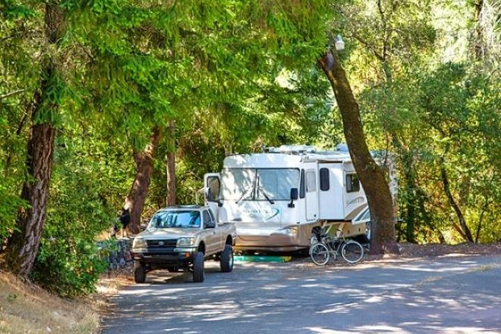 Pet Friendly Russian River RV Campground