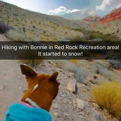 Bonnie at Red Rock