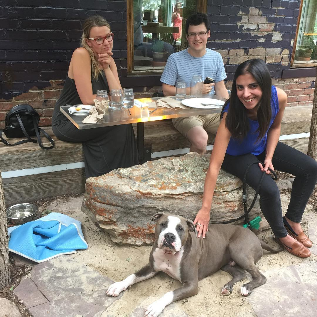 Forest Room 5 in Denver is pet friendly.