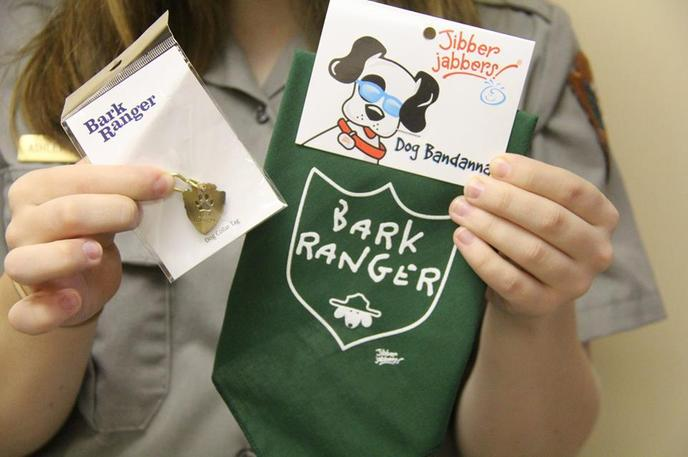 You and your dog can become a BARK rangers!