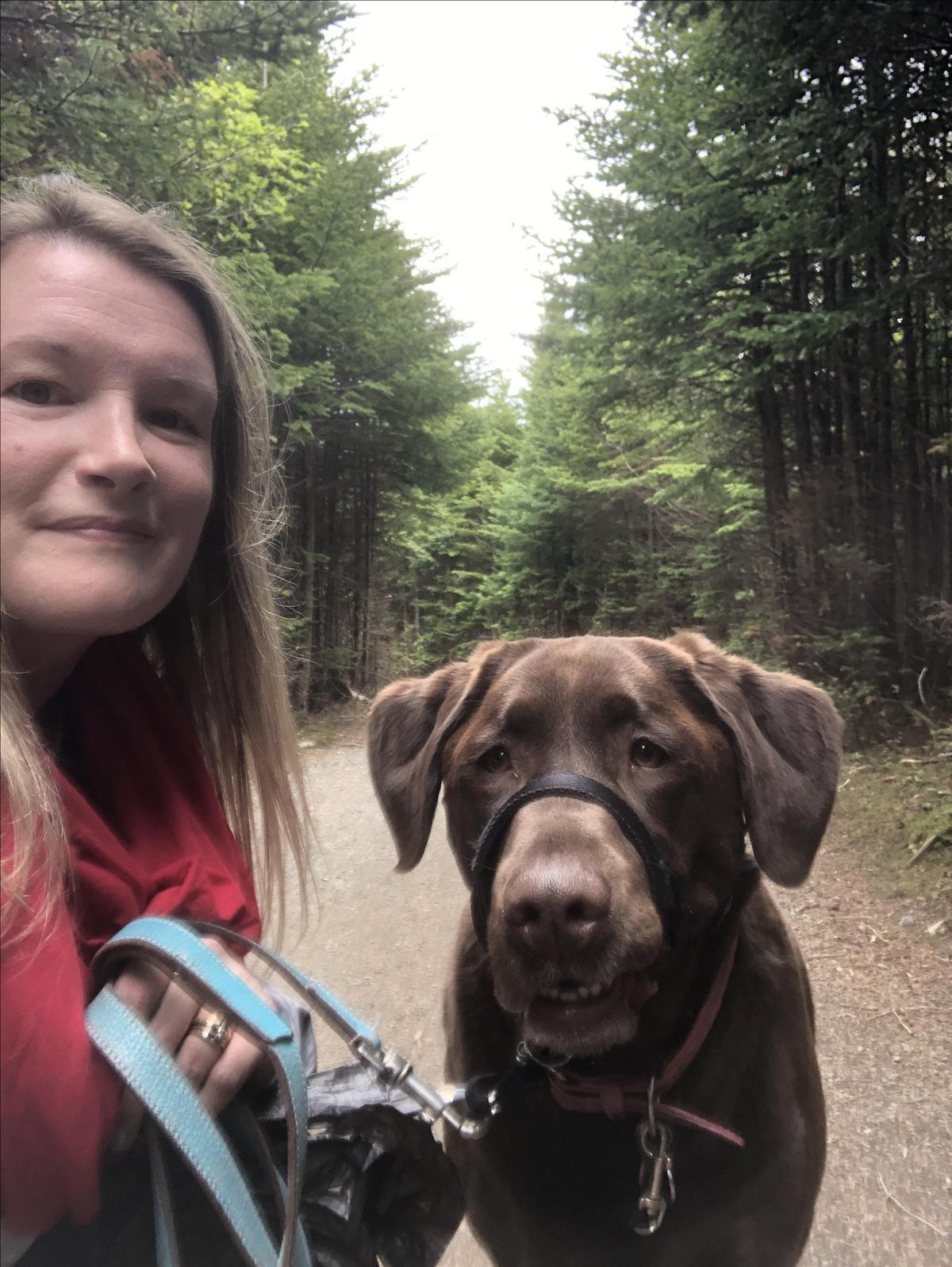 Kalici on St. John's Walking Trails