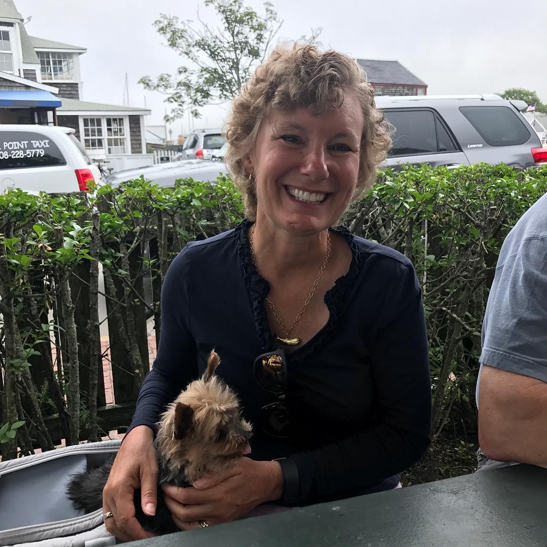 Pet-friendly restaurant in downtown Nantucket
