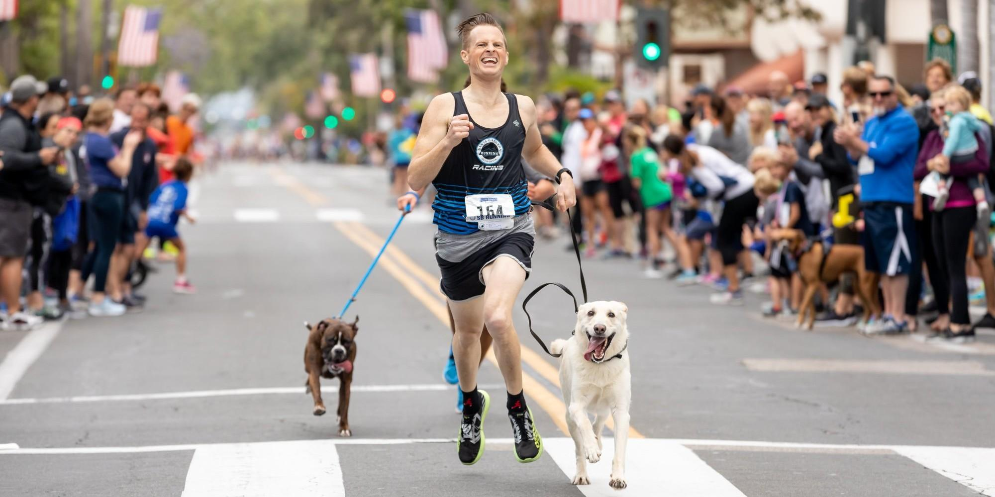 Races To Run With Your Dog