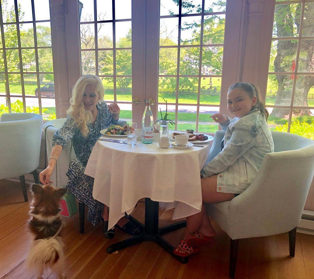 The Restaurant at The Maidstone welcomes dogs to brunch with you in the garden or sunroom.