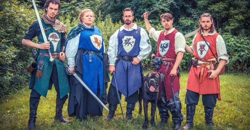 Bring your dog to these pet-friendly Renaissance Festivals.