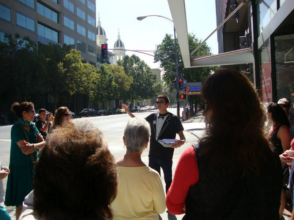 Learn about San Jose with your dog on this walking tour by San Jose Walks and Talks.