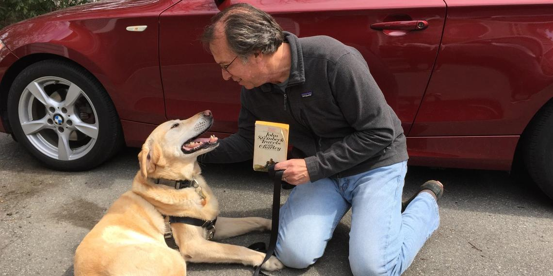 The Dog Went Over the Mountain: An Interview With Peter Zheutlin