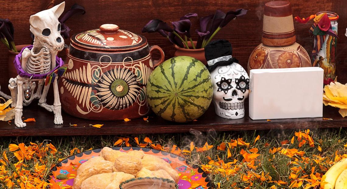 How and Where to Celebrate Day of the Dead With Fido