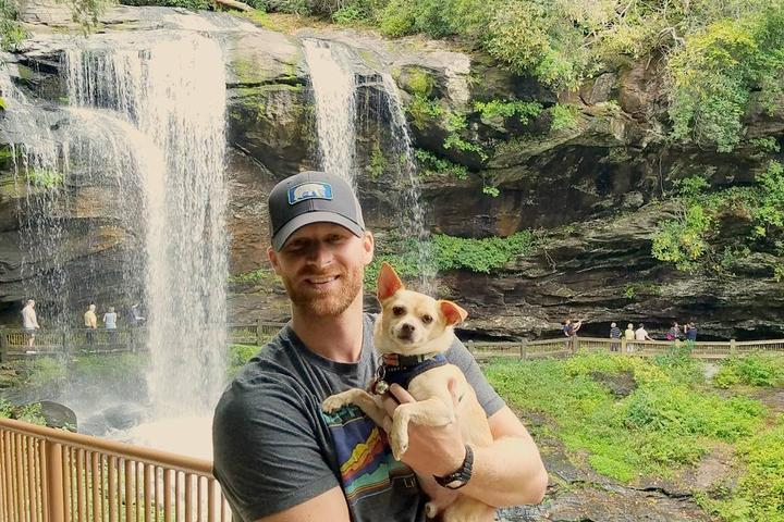 Bring Your Dog on a Pet-Friendly Waterfall Hike to Dry Falls.