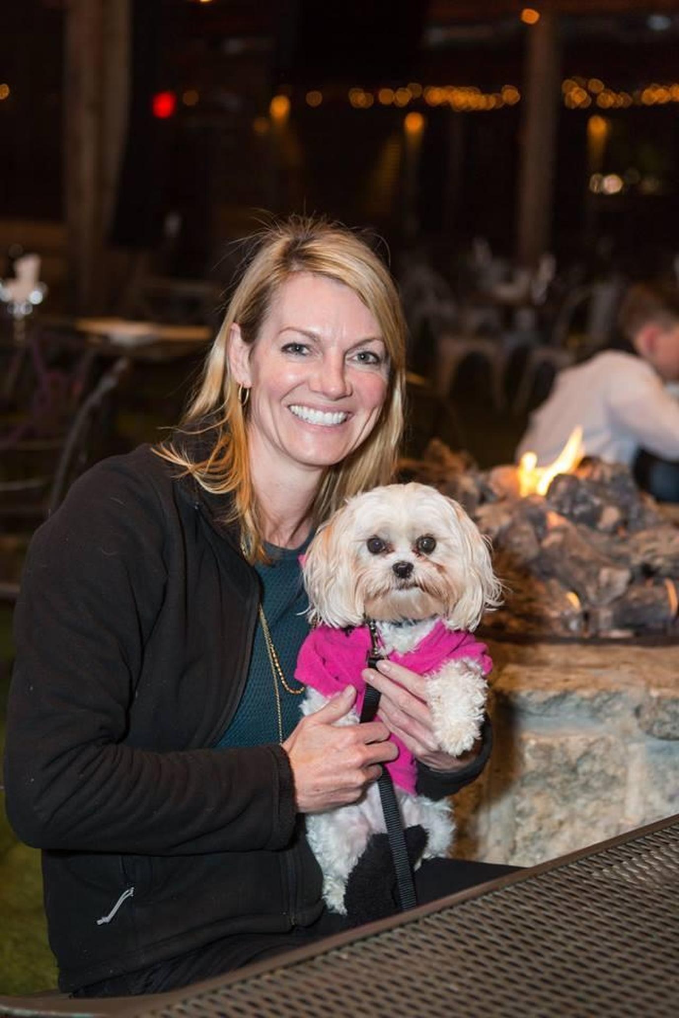Park Tavern is a pet-friendly restaurant with a fire pit in Atlanta.