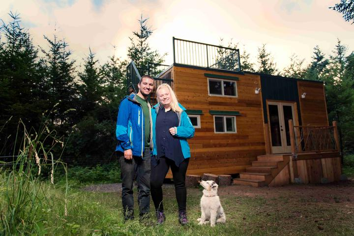 Learn More About Living in a Tiny House With Your Dog.