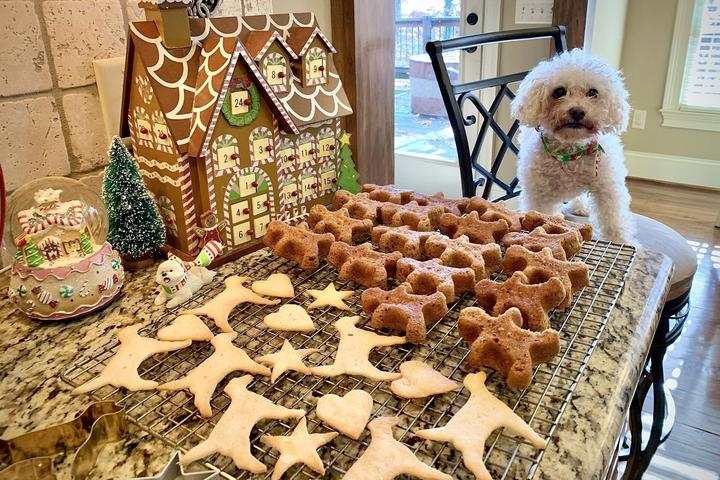 Lily-Monet Holiday Baking