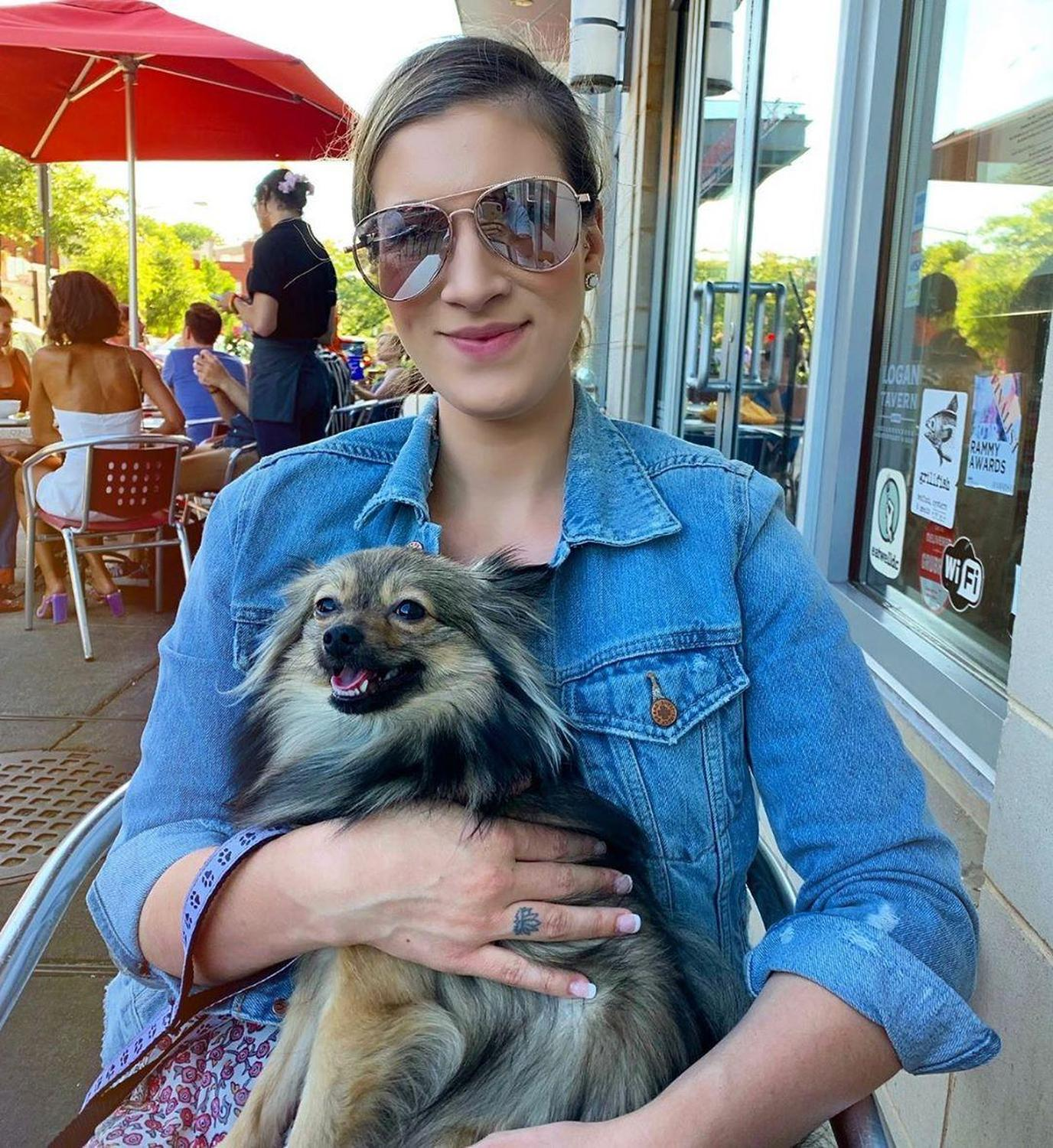 Brunch with your dog at DC pet-friendly restaurant, Commissary.