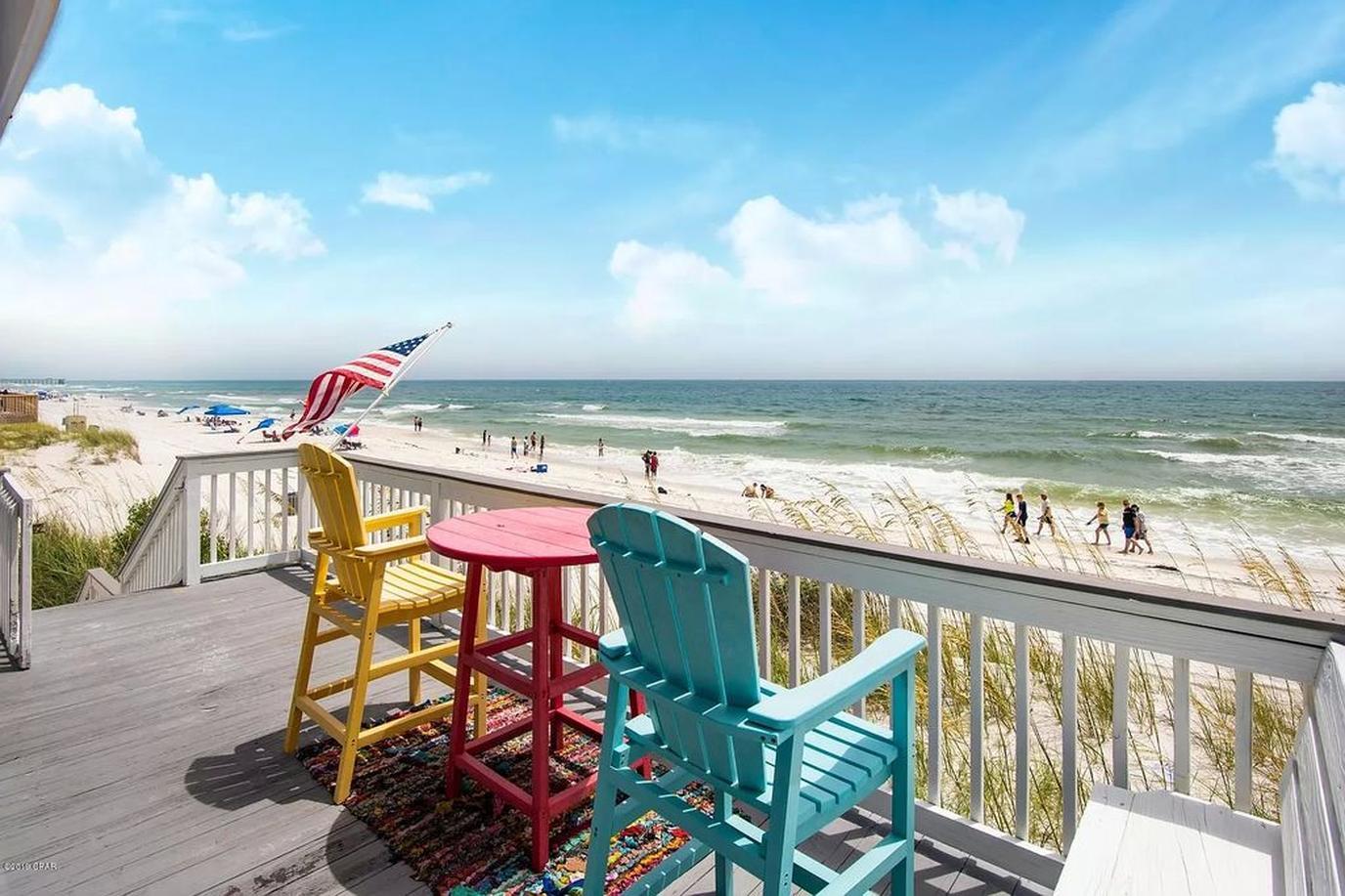 A Pet-Friendly Beachfront Rental at Panama City Beach