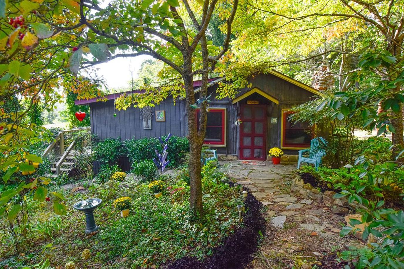 A beautiful cabin at Wishing Tree Cabin