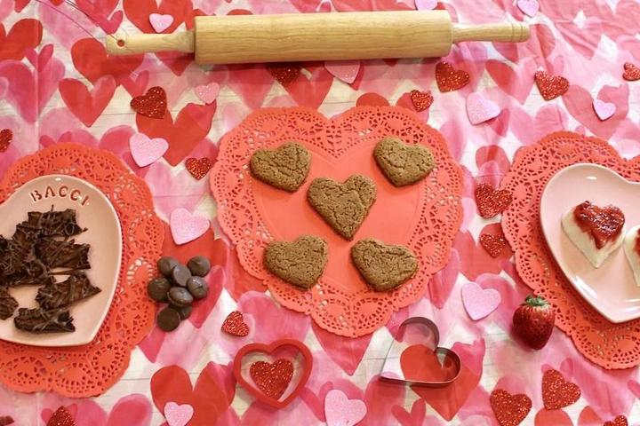 Sweet Dog Treat Recipes for Valentine's Day