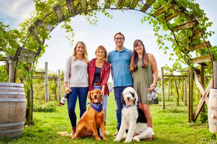 Pinot With Your Pup: 7 Dog-Friendly Winery Tours